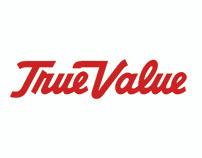 True Value - Logo Animation