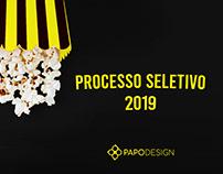 Processo Seletivo 2019 - Papo Design
