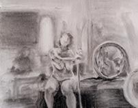 Life Drawing: Tone