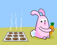 Cookies & Bunny