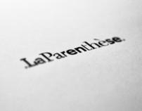La Parenthèse · Restaurant littéraire
