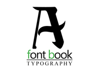Typography Project : Font Book