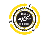 Equal and Opposite - Brand Identity and Collateral
