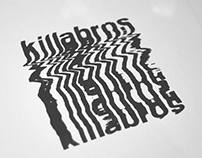 KILLABROS - logo and digital posters