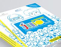 Graphic & Illustration | EIPASS Junior's book