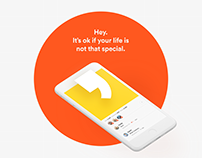 Kakaostory — App Design