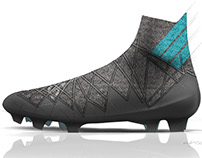 Adidas Soccer Cleat Design