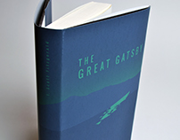 The Great Gatsby - Cover Redesign