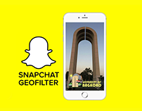 University of Baghdad: Snapchat Geofilter