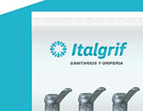 Pos display - Italgrif