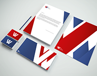 WING Aerospace Enginering Redesign Identity