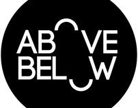 ABOVE / BELOW Logo