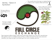Full Circle Exchange Brand Identity and Logo Proposal