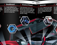 Ford Evos Bi-Fold Brochure