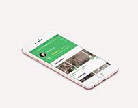 Shpock App redesign