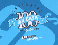 San Diego Ad Club - Ad Bash (100yrs)