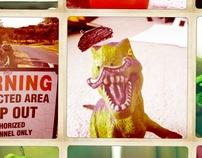 Filipe the Dinosaur
