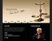 Professor René Dotti - Webite