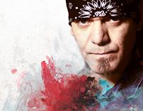 Carajo Fan art Wallpapers Rock Band Artwork