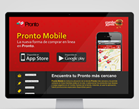 Interfaces Pronto Mobile