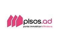 Pisos.ad – Imagen corporativa y web