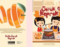KEPROK ORANGE RIND CONSUME GUIDE BOOK FOR CHILDREN