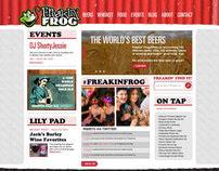 Freakin' Frog