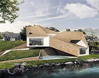 Jin Hai Lake Villa