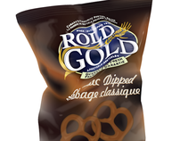 Rold Gold Classic Dipped Illustration