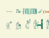 The Evolution of Communication Media