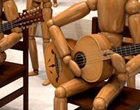 Orquestra 3D Tradicional Portuguesa
