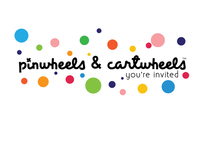 pinwheels & cartwheels Logo & Stationary
