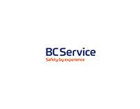 BC Service – Visual Identity