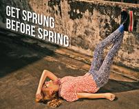 Get Sprung Before Spring - Fashion Editorial