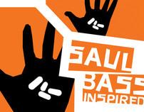 Saul Bass Inspired