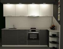 Kitchen Design GREY