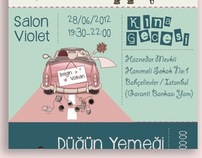 Wedding & Party Invitation