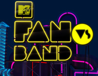 fan vs band by Qube Konstrukt + MTV