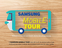 Samsung Mobile Tour