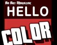 Hello Color Magazine and Calendar