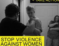 "Class Work: Amnesty Int. ""Stop Violence Against Women"""