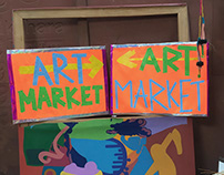 A Moving Art Market