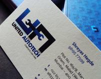 Brand Identity - United Autotech