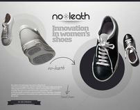 Web Site NO LEATH SHOES