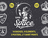 Super space bundle by Vectorpot