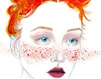 Fashion Illustration: Vivienne Westwood Spring RTW 2015