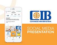 CIB Presentation - Social Media