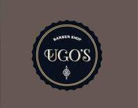 UGO'S barber shop - Branding