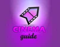 Cinema Guide android app