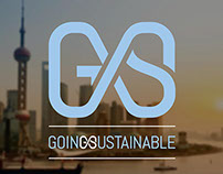GOINGSUSTAINABLE - Logo&Digital Image